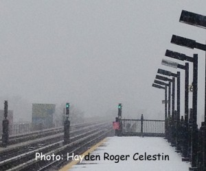 2nd Snow Storm Blankets The North East
