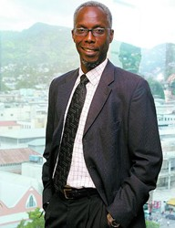Wainwright Iton, new CEO Trinidad and Tobago Securities and Exchange Commission (TTSEC) .