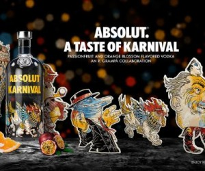 Get Your Taste of Absolut Karnival.  (PRNewsFoto/The Absolut Company)