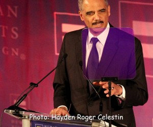 Attorney General of the United States Eric Holder
