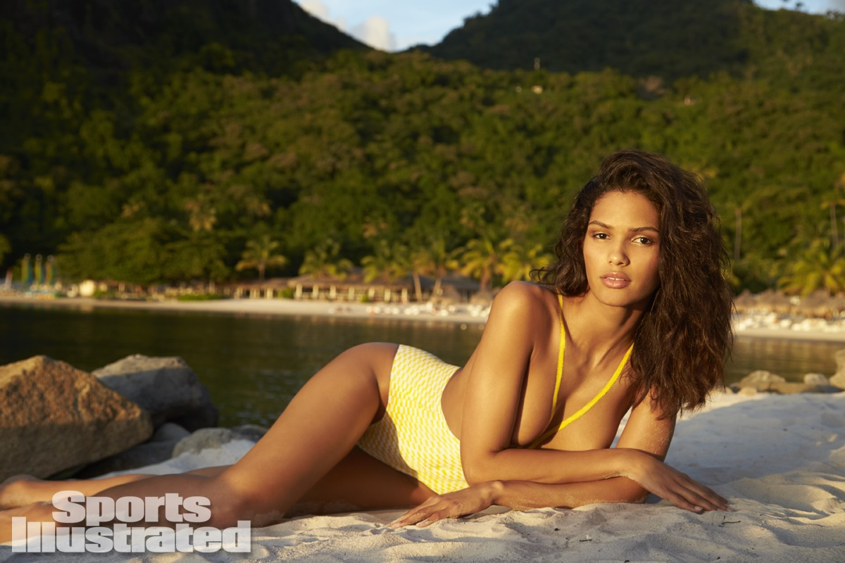 St Lucia Takes Center Stage In The World S Top Swimsuit