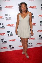 Guyanese American actress Dawnn Lewis