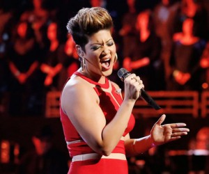 Tessanne Chin Performing At the White House