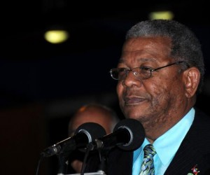 Antigua & Barbuda Prime Minister, Baldwin Spencer