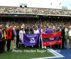 Jamaica celebrated 50th years at the Penn Relays