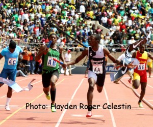 Jamaica College win at 120th Penn Relays - hayden-roger-celestin