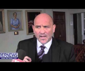 Bermuda's attorney general and minister of legal affairs Mark Pettingill