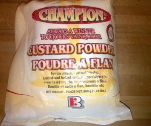 custard-powder