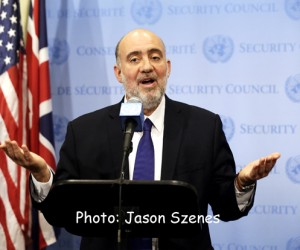 United Nations Security Council meeting on situation in the Middle East