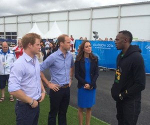 Usain-Bolt-With-Royals-At-CommonwealthGames-newsamericasnow
