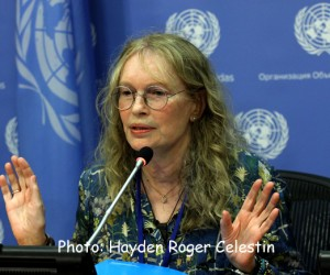Actress-Mia-Farrow-at-the-UN-Newsamericasnow-haydenrogercelestin