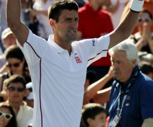 Novak Djokovic wins at US Open on aug. 25, 2014-hayden-roger-celestin