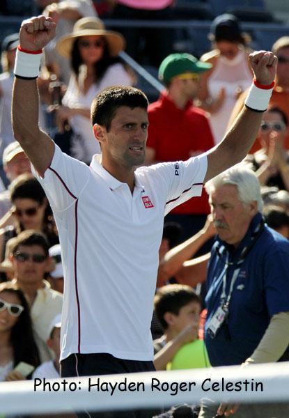 Novak Djokovic wins at US Open on aug. 25, 2014-hayden-roger-celestin