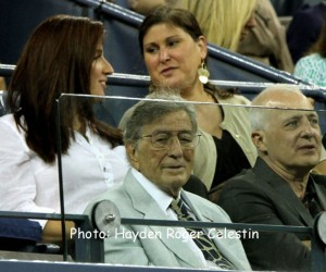 Tony Bennett at US Open 2014-hayden-roger-celestin