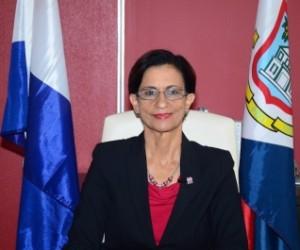 St. Maarten Prime Minister Sarah Wescot-Williams.