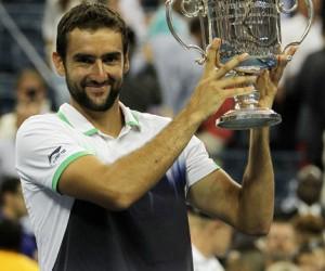 U.S. Open 2014 winner Marin Cilic