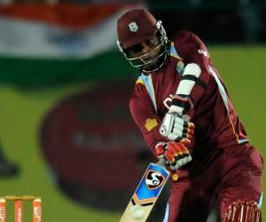 West Indies Cricketer Marlon Samuels