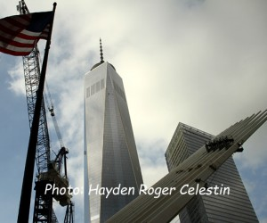 Window Washers Trapped on South Side The Freedom Tower (3)