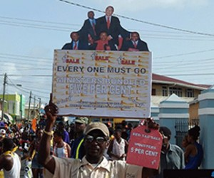 st-lucia-protesters