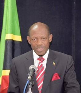 PM Denzil Douglas