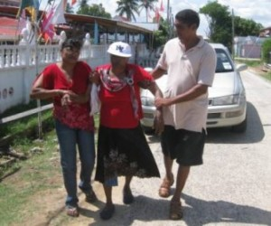 Guyanese-elderly