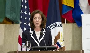 US Assistant Secretary of State for Western Hemisphere Affairs Roberta S. Jacobson