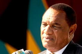 Prime Minister of the Bahamas, Perry Christie
