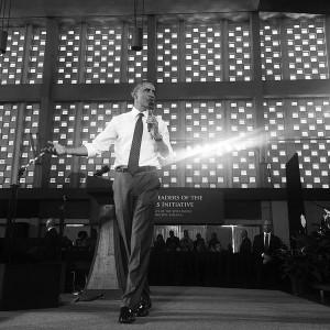 obama-at-jamaica-townhall-forum