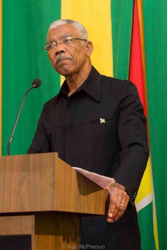 Guyana S Next President Caribbean And Latin America