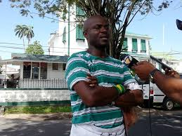 Former Guyana soldier, Courtney Crum – Ewing  was shot to death in March in Guyana while encouraging people to vote.