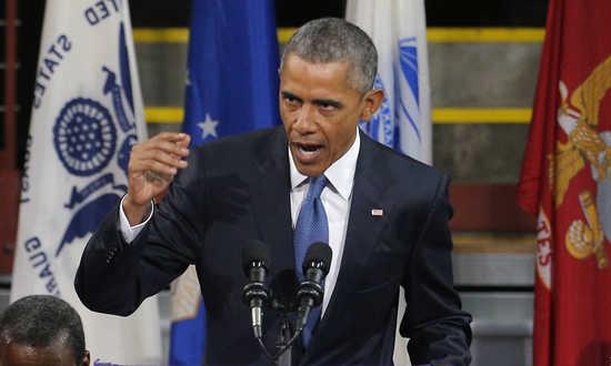 """President Obama """"Preaching"""" In Charleston"""