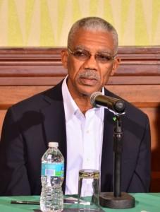 Guyana_President_David_Granger