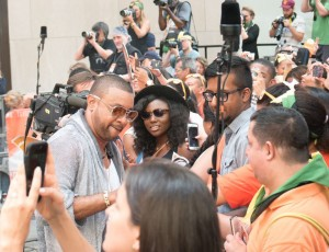 Shaggy_performs_at Rockefeller_Center_july62015
