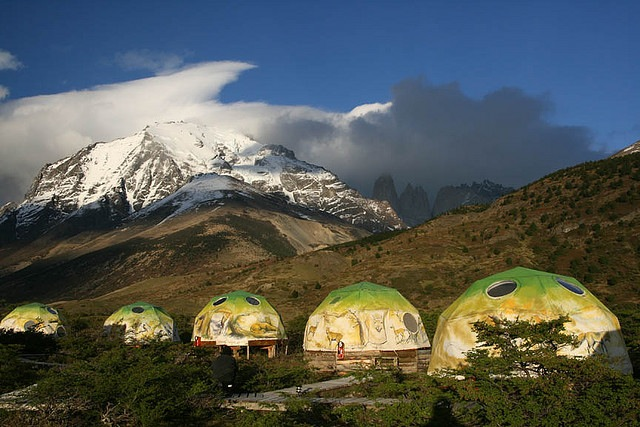 Patagonia-Camp-Torres del Paine-National-Park-Chile