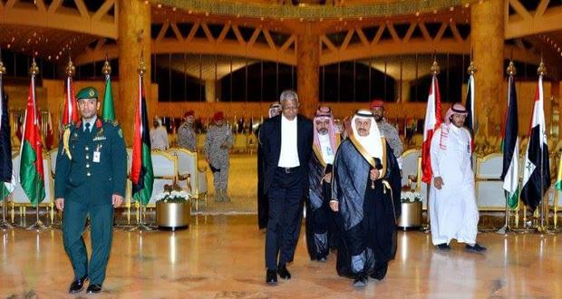guyana-president-granger-in-Arabia