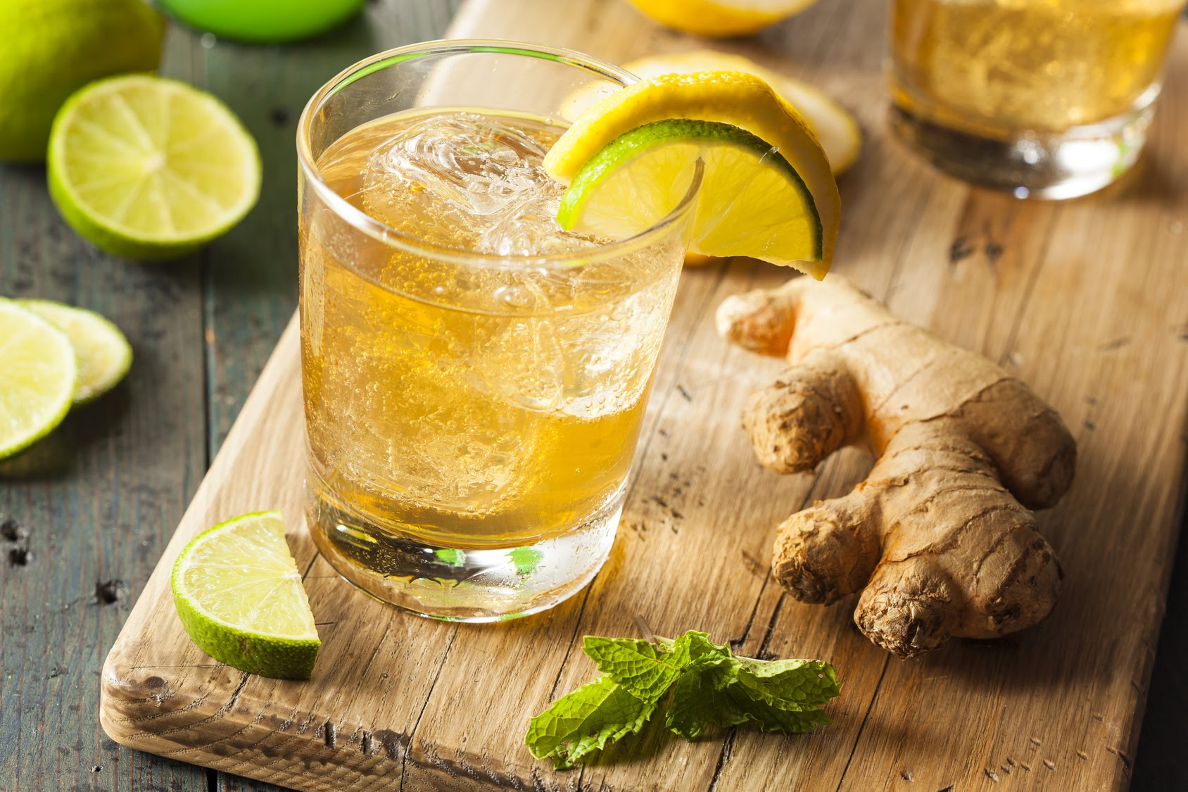 Recipe For Ginger Ale Fruit Cake