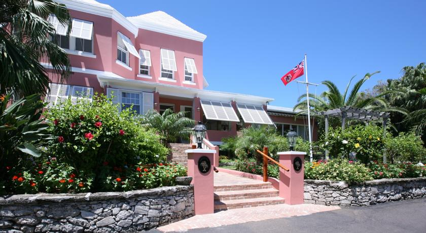 Royal Palms Hotel, Hamilton, Bermuda