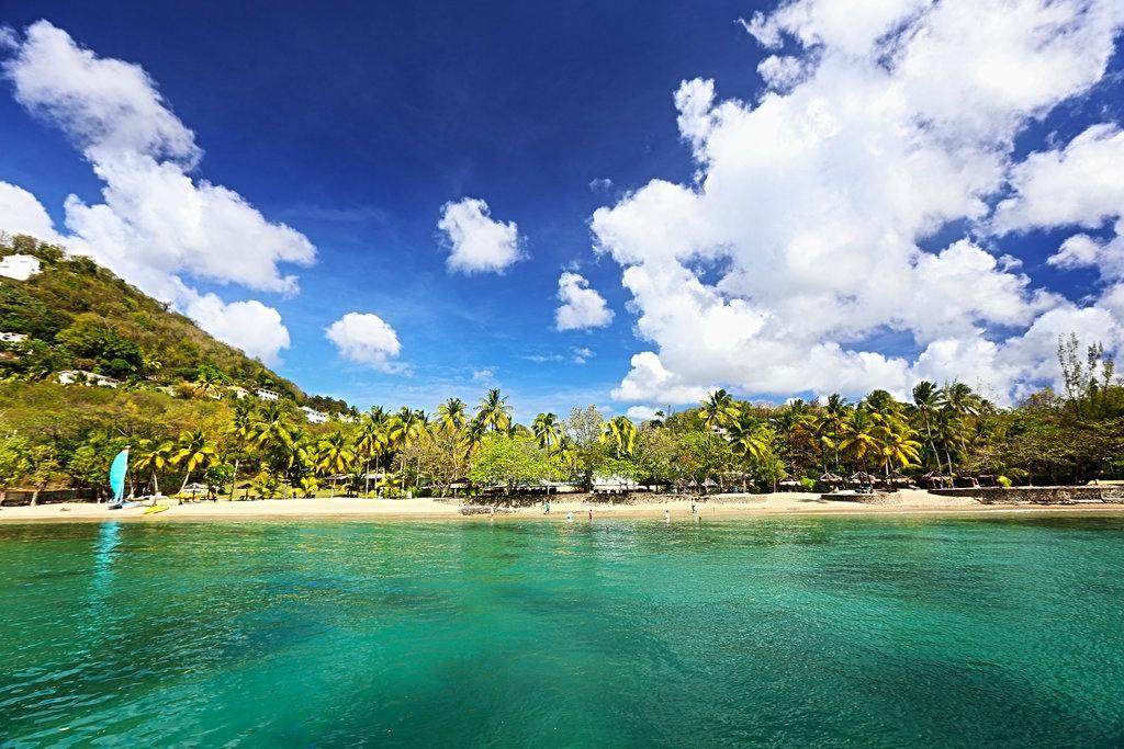 East Winds Inn, Gros Islet, St. Lucia
