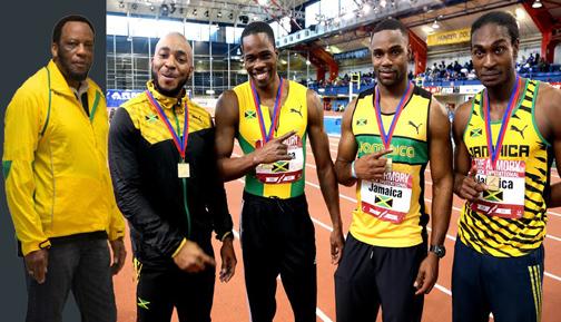 Jamaica-4 X 200-m-championship-2016