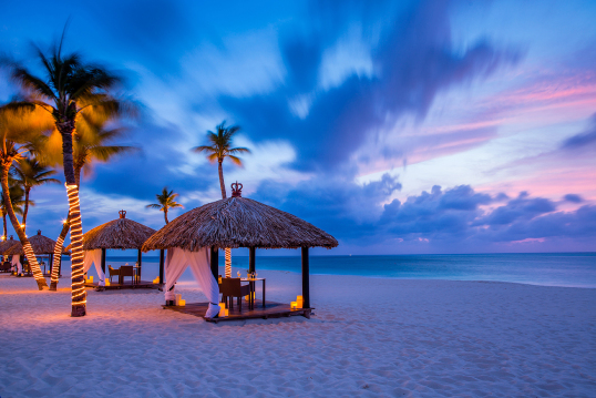 Valentine s day romantic getaways americas caribbean and for Couples long weekend getaway