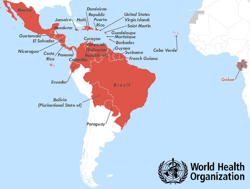 Is It Safe To Travel To Colombia Zika