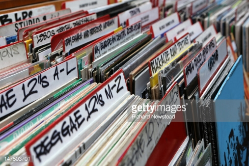 reggae-records
