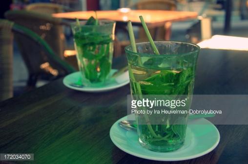 caribbean-mint-tea