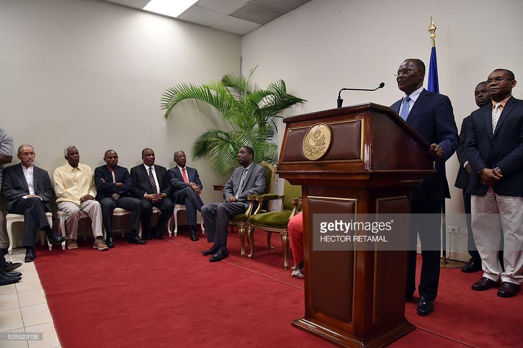 Haiti-leaders