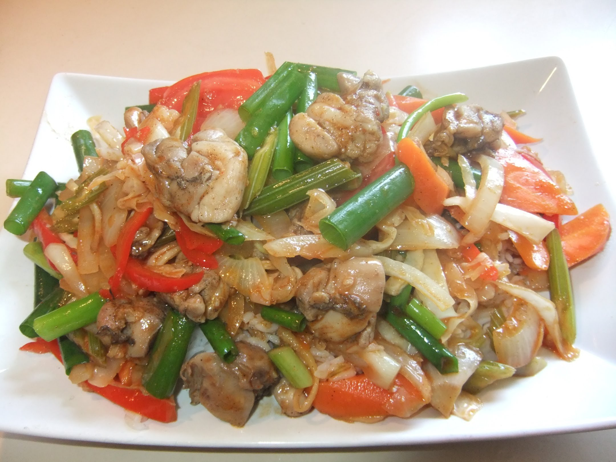 Chinas culinary impact on the caribbean caribbean and latin jamaican chop suey forumfinder Image collections