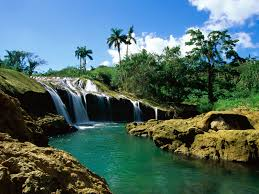 El Nicho Falls-Cuba