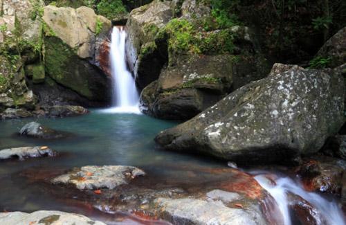 Puerto-rico-la-mina-falls