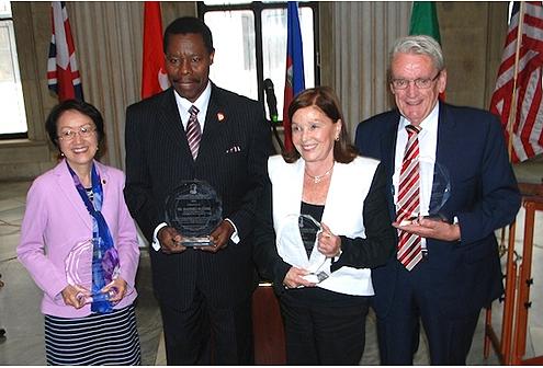 Hamilton Immigrant Achievement Award