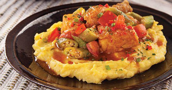 Angu-com-Quiabo-e-Tomates