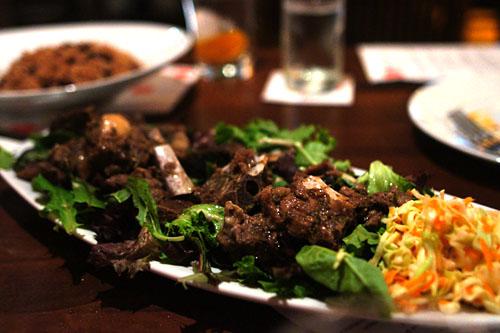 Haitian-BBQ-goat-meat